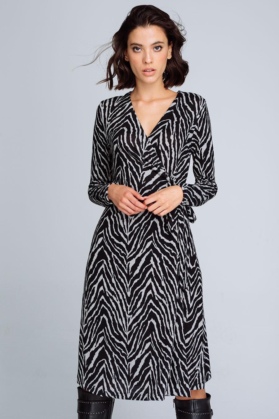 Online Shop Jagger Brand Zenska Haljina Jg 5480 01 05 Jesen Zima 2020 2021 02