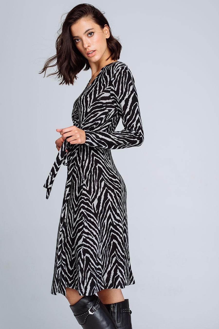 Online Shop Jagger Brand Zenska Haljina Jg 5480 01 05 Jesen Zima 2020 2021 03