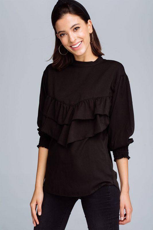 Shop Online Jagger Zenska Bluza Jg 9263 01 Fw 2020 2021 01
