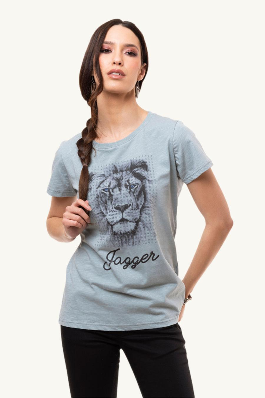 Jagger Brand Kolekcija Ss Prolece Leto 2020 Zenska Majica Slajd 4