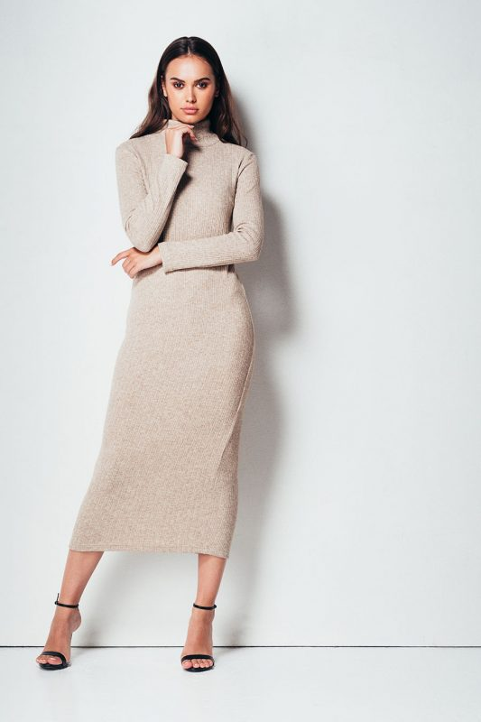 jagger internet prodavnica kolekcija jesen zima 2021 2022 zenska haljina jg 5518 04 01