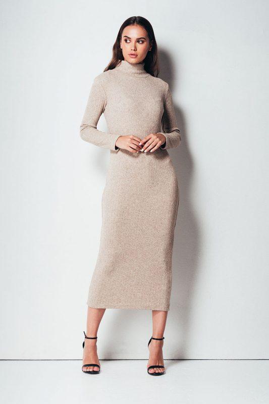 jagger internet prodavnica kolekcija jesen zima 2021 2022 zenska haljina jg 5518 04 02